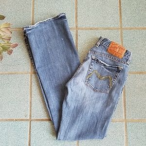 Lucky Brand Sweet N Low Bootcut Low Rise Jeans